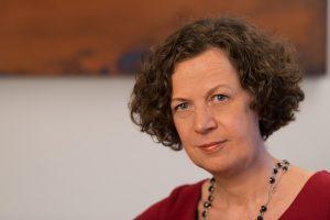 die Radioautorin Maren Gottschalk